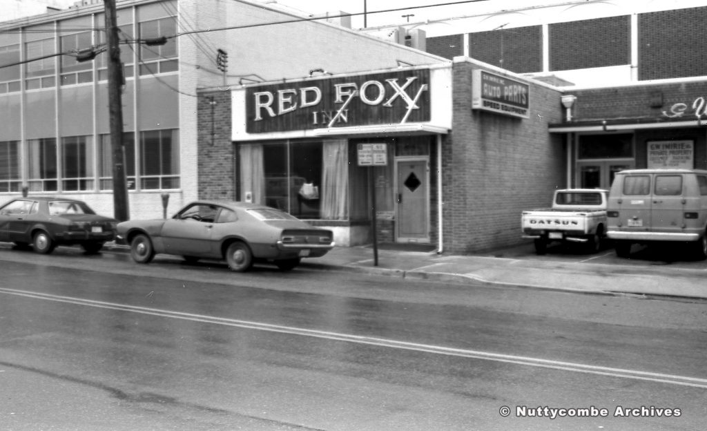 Red Fox Inn Bethesda Md Nuttycombe Archives